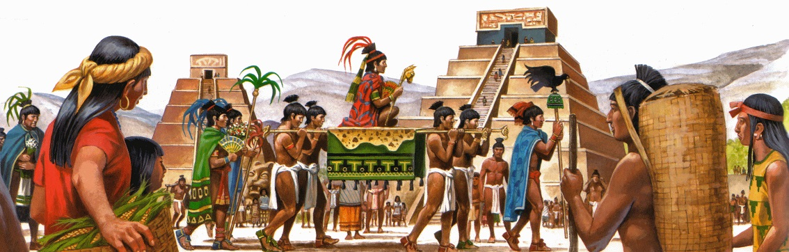 a look at the native american people the aztecs